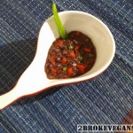 Olive Paste with Peppers