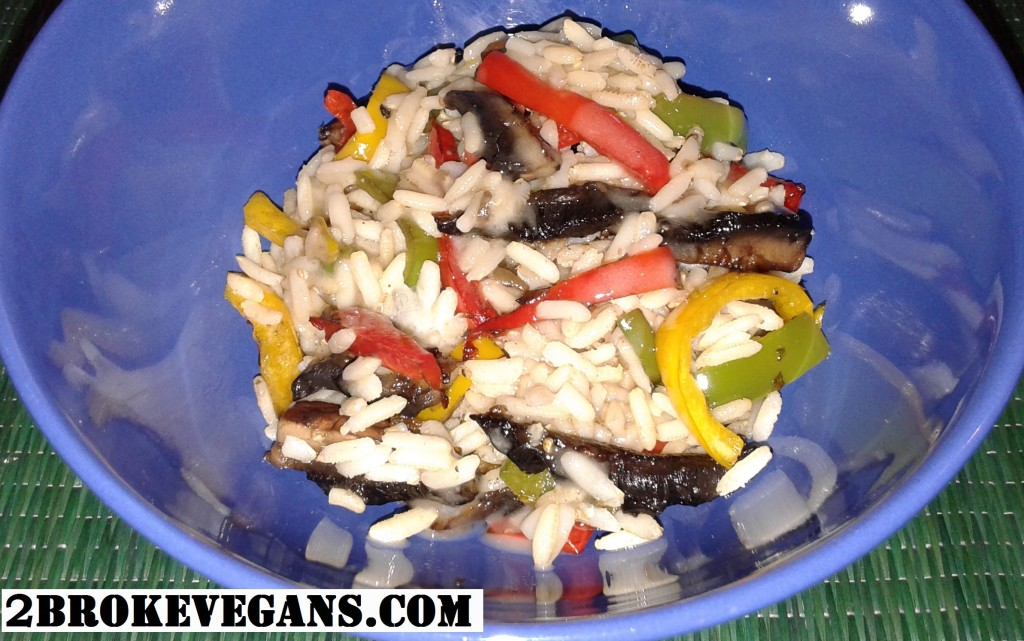 Vegan Smokey Brown Rice Recipe