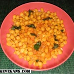Chickpeas with Spinach