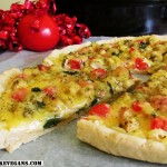 Vegan Chicken Alfredo Pizza Recipe