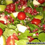 Pomegranate Christmas Salad