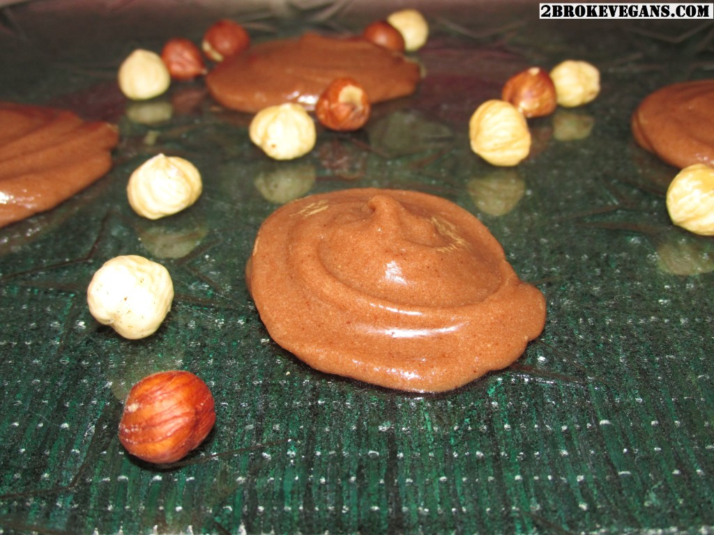 cacao hazelnut cream