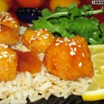 Vegan Orange Chicken