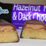 Αξιολόγηση Προιόντων:Organica Hazelnut Nougat & Dark Chocolate Candy Bar