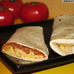 Billie Jean burrito gluten free vegan chili cheese burrito recipe