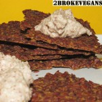Raw Vegan Flax Seed Crackers Recipe