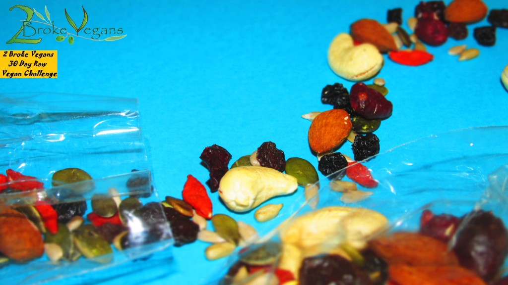 Raw Trail Mix Recipe Gluten Free Vegan