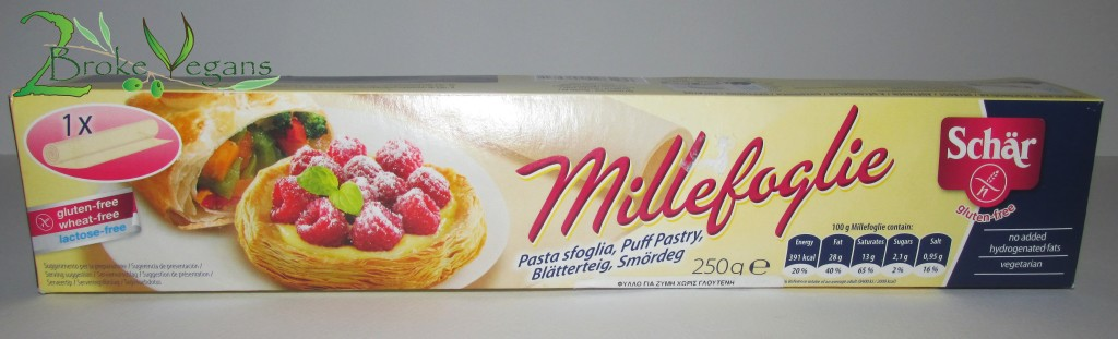 Schar Pastry Review