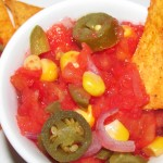 Raw Vegan Tomato Salsa Recipe