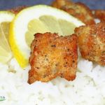 Lemon Fried Tofu Chicken Recipe Gluten-Free Vegan Dairy free Paleo Diet