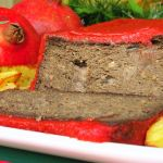 The Best Gluten Free Vegan Meatloaf Recipe Christmas Holidays Festivus Walnut Mushroom Loaf