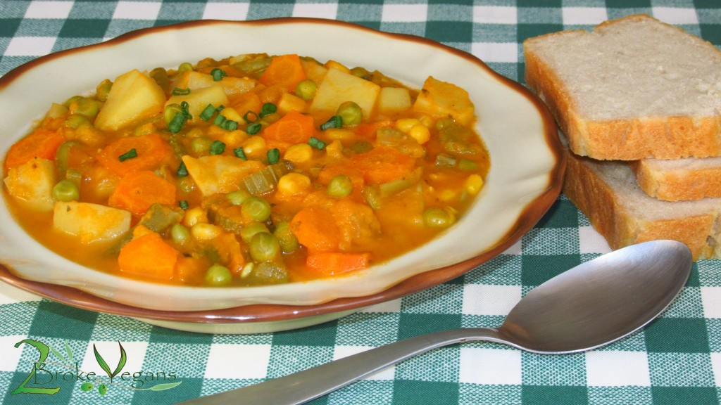 Easy and Simple Vegetable Broth and Soup Recipe