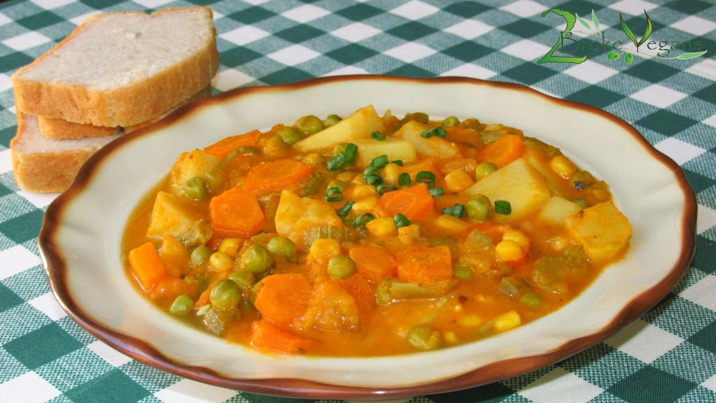 Easy Vegetable Broth and Soup Recipe Vegan Gluten Free
