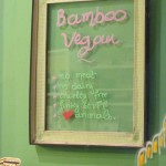 Bamboo Vegan Interview