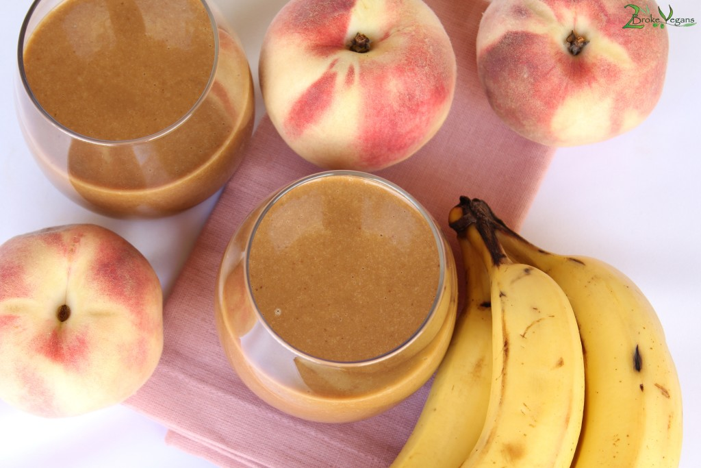 Peach Perfect Smoothie